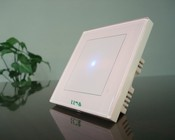 Сенсорный выключатель OneTouch (86TSP1) 1 клавишный розовый