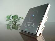 Сенсорный выключатель с таймером OneTouch (86TLW) 1 клавишный белый