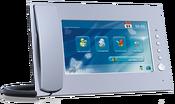 "BAS-IP AM-01 v3 Монитор консьержа, Touch Screen 9"""