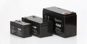 Аккумуляторная батарея  12В  1,3 ампер*час