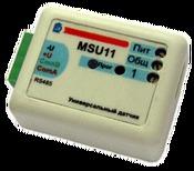 Датчик сухого контакта MSU11 (BOBCAT совместим с Adicon) Шина RS-485
