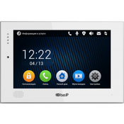 BAS-IP AQ-10 W v3 Монитор индивид. Touch Screen 10""