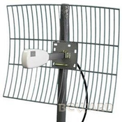 Beward Parabolic 2400-21 Антенна Wi-Fi 2.4 ГГц