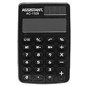 """Калькулятор """"Assistant AC-1109"""", 8-разрядный"""