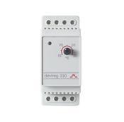 Devi Терморегулятор Д-330, +5°C-+45°C с датч. на проводе. Установка на шину DIN. (140F1072)