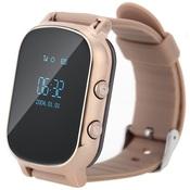 Smart Baby Watch GW700 T58 2.5 золотистые
