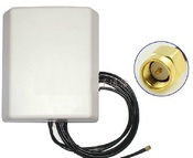 Антенна наружная 3G/ GSM Yasmart 14 dBi для роутеров Huawei B260, B660, B683, B593, В970 и других