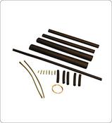 Ремнабор с термоусадкой для 2-жил. кабеля Devi (18055350)