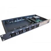 GSM контроллер для серверной на 8 розеток. Модель: 1U-CLASSIC