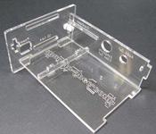 Корпус Raspberry Pi Enclosure Kit прозрачный