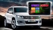 Redpower (21004B8) Штатная автомагнитола головное устройство для Volkswagen, Skoda Android 4