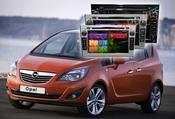 Redpower 21019 (21019B) Головное устройство Opel Astra Android 4.4 цвет черный