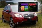 RedPower (21062B) Штатное головное устройство Subaru Forester, Impreza, XV на Android 4.4+