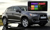 RedPower (21239B) на автомобиль Mitsubishi Outlander, Lancer, Pajero sport, Pajero4 на Android 4.4