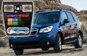 Redpower (21362B) на Android 4.4 Carpad 4 Автомагнитола для Subaru Forester, XV до 2015