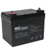 MNB MNG 33-12 Аккумуляторные батареи