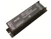Euchips PX704 DMX 4-х канальный драйвер, 12-48V DC, 3‐12W/channel