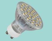Светодиодная лампа TORCH B-01 3528/ 30SMD GU10 (дневной свет)
