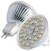 Светодиодная лампа TORCH B-01 3528/ 30SMD MR16 (дневной свет)
