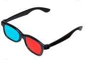 Пассивные анаглифные 3D-очки Illusion Cinema (красный/синий)