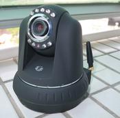 Видеокамера 3G с охранными датчиками. Модель: WS-150GS