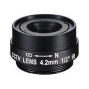 Beward B04218FIR Объектив для видеокамеры f 4.2 мм