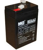MNB MP 4.5-6  Аккумуляторная батарея