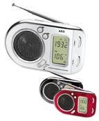 Радиоприёмник AEG WE 4125 weis
