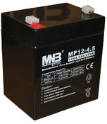 MNB MP 4.5-12  Аккумуляторная батарея