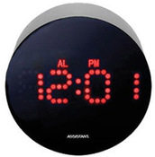 AH-1025Red Часы многофункциональные