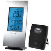 Ea2 AL803 Погодная станция (прогноз погоды, измерение комнатной и наружной температуры и влажности)