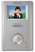 """Цветной TFT NTSC монитор видеодомофона 3,5"""" COMMAX CDV-35H серый"""