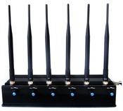 СТРАЖ X6 ПРО (54478) Стационарный подавитель сотовых телефонов CDMA, GSM, 3G, 4G LTE+WIMAX