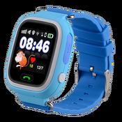 Wonlex Q80 Детские смарт-часы с GPS-трекером голубые