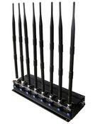 СТРАЖ X8 ПРО (57607) Стационарный подавитель сотовых телефонов CDMA , GSM, 3G, 4G LTE+WIMAX, GPS, Wi-Fi