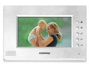 Монитор видеодомофона COMMAX CDV-70A белый