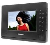 Монитор видеодомофона COMMAX CDV-70A черный