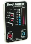 BugHunter CR-01 (58332) Детектор скрытых жучков, видеокамер и прослушивающих устройств