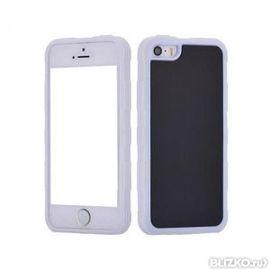 Антигравитационный чехол Anti-Gravity для смартфона iPhone 5S белый