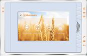 BAS-IP AF-07 W v3 Монитор индивидуальный Touch Screen 7