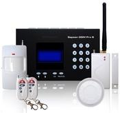 Сигнализация Sapsan GSM Pro 6 c датчиками «Умный дом» для коттеджа, дома, дачи (6547)