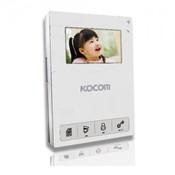 KCV-434SD (белый)  hands-free домофон, цветной дисплей LCD 4,3 дюйма,