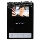 KCV-434SD (черный) hands-free домофон, цветной дисплей LCD 4,3 дюйма