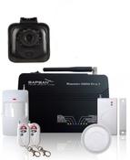 Sapsan GSM Pro 4V (7734) для дачи и дома Сигнализация GSM с видео фиксацией