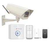 Сапсан GSM Pro 5SV3 (8104) GSM Сигнализация с видеонаблюдением для улицы