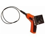 Видеоэндоскоп - видеокамера на гибкой 4,5 мм трубке с ЖК дисплеем. Модель: 8807AL