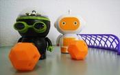 Игровой набор Роботы-футболисты 9101А-1 31ВЕК