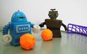 Игровой набор Роботы-футболисты 9101А-2 31ВЕК