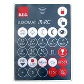 B.E.G. Luxomat IR-RC Пульт дистанционного управления и настройки датчиков движения RC-plus next 130/230/280 (92000)