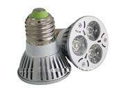Светодиодная лампа TORCH A-02 3*1W E27 (дневной)